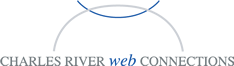 Charles River Web Connections Logo